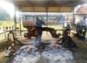 Praznik rada u Besnom Foku obeležen uz vola na ražnju