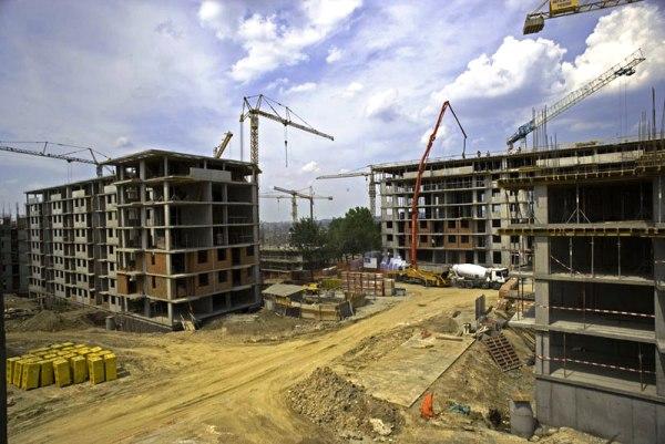 Izgradnja socijalnih stanova u Jabučkom Ritu