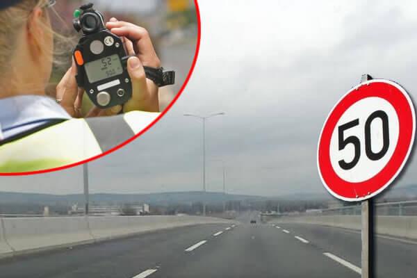 VOZAČI USPORITE: Prvi radar na pristupnoj saobraćajnici! - 2016