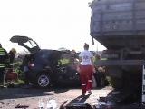 Dve osobe poginule u udesu kod Kovilova - 25-04-2013