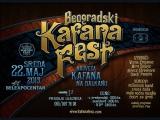 Prvi Kafana festival (22.maj) Belexpocentar