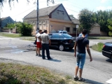 Saobraćajna nesreća u Ovči - 07.07.2013