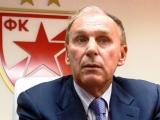 Predsednik Crvene Zvezde - Dragan Džajić - BSK - Crveno beli