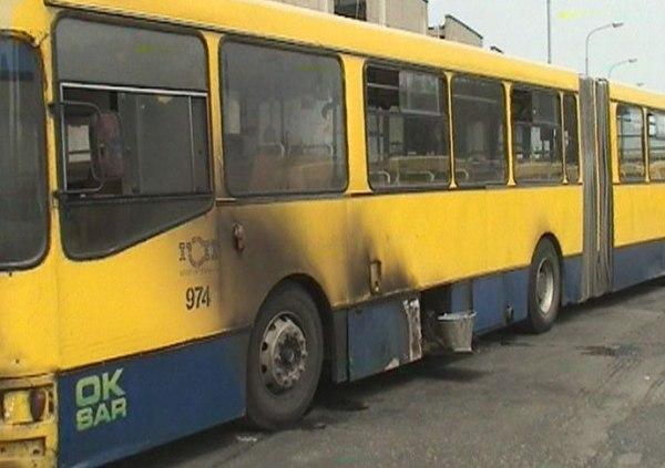 Sumnjiva tehnička ispravnost gradskih autobusa