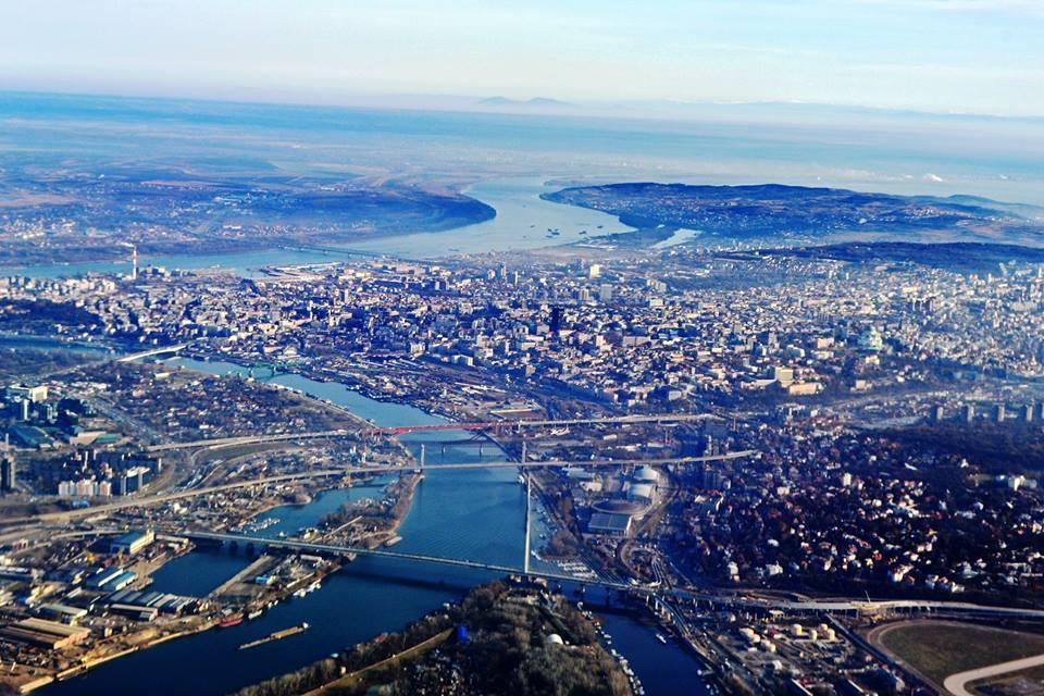 Beograd je ljubazan i gostoljubiv ali prljav - 2014