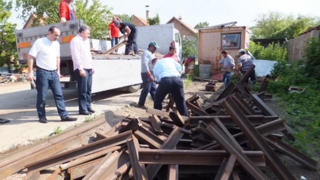 """""""Železnice Srbije"""" pronašle preko 400 tona ukradenih šina"""