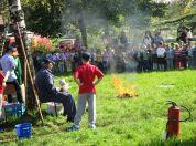 Najmlađi Kotežani naučili da gase vatru-2014