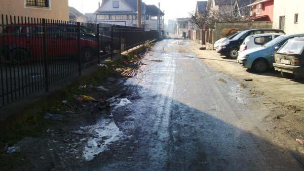 Da li su vaše ulice prepune blata i rupa ?15.1.2015. 02