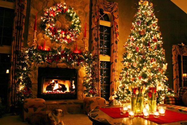 Novogodisnja jelka i pokloni 2015