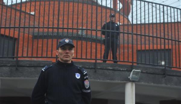 Stražari Policija Padinska Skela KPZ Zatvor Alkatraz