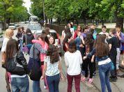 Učenici iz Borče domaćini drugarima iz Nove Varoši