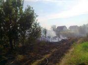 POŽAR U BORČI: Komšija umalo zapalio svoju i još tri kuće -2015-07-26