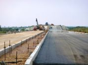 Drugi deo pristupne saobracajnice Pupinov most - 2015