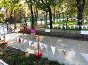 Takmičarske igre u vrtiću Veseljko u Kotežu - 2015