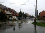 Ležeći policajci u Borči