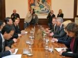 Tomislav Nikolić na sastanku sa kineskom delegacijom CRCB