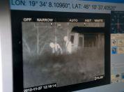 Uhapšeni ilegalci smešteni u zatvor u padinskoj skeli