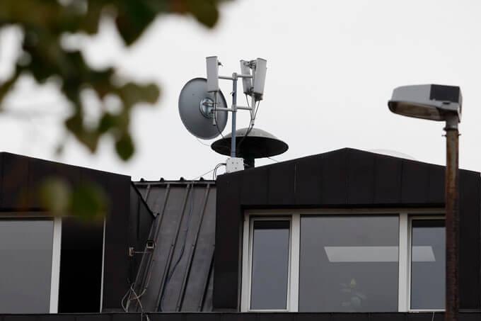 Antena u Kotežu