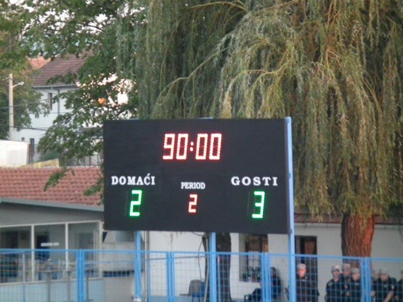 Poraz BSK Borče od Novog Pazara