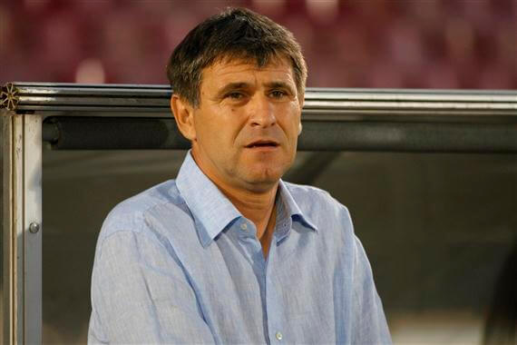 Trener BSK Borče