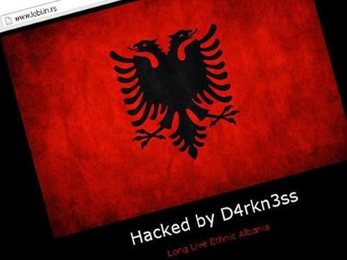 Albanci hakovali blog/portal leve obale Beograda