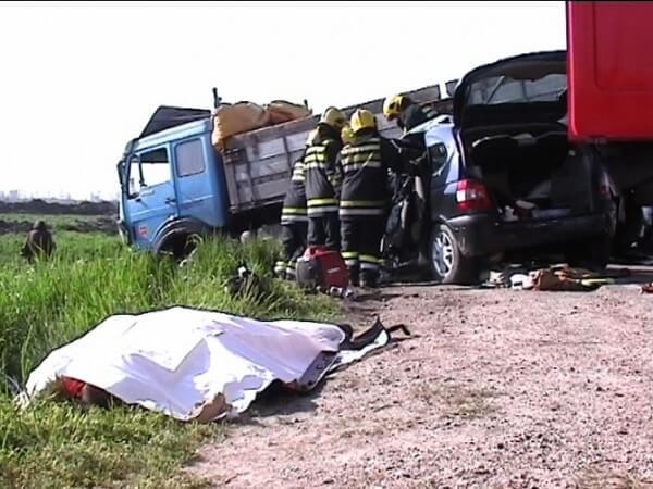 Saobraćajna nesreća u Kovilovu - 25.04.2013.