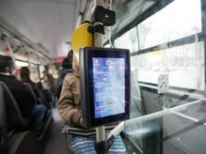Novi autobusi Bus Plusa sa novim čitači karata - 31.07.2013