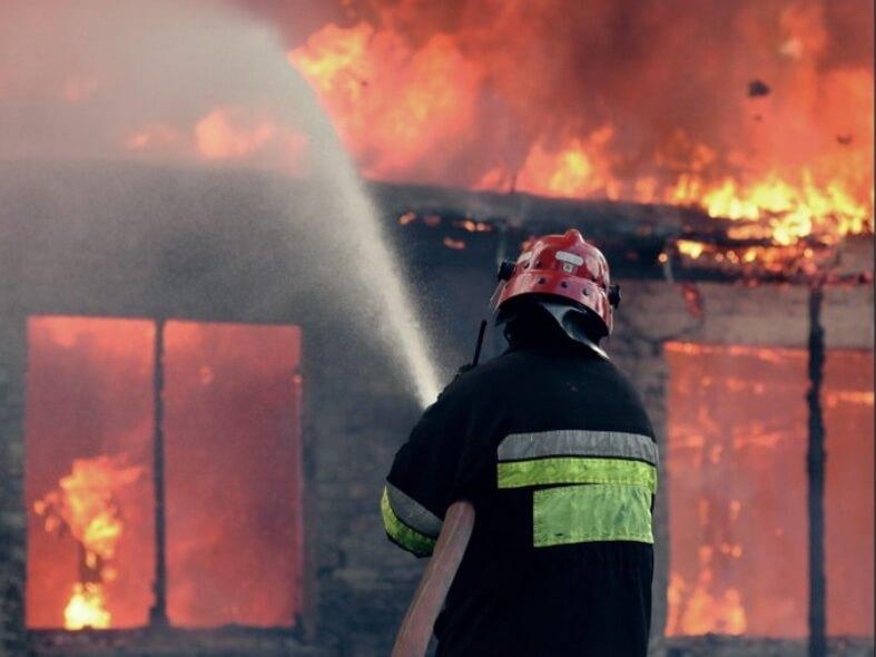 Izgorela kuća u Besnom Foku