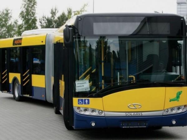 Od danas građane leve obale prevoze novi autobusi - 06.11.2013
