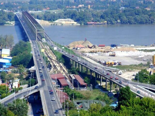 radovi na Pancevckom mostu