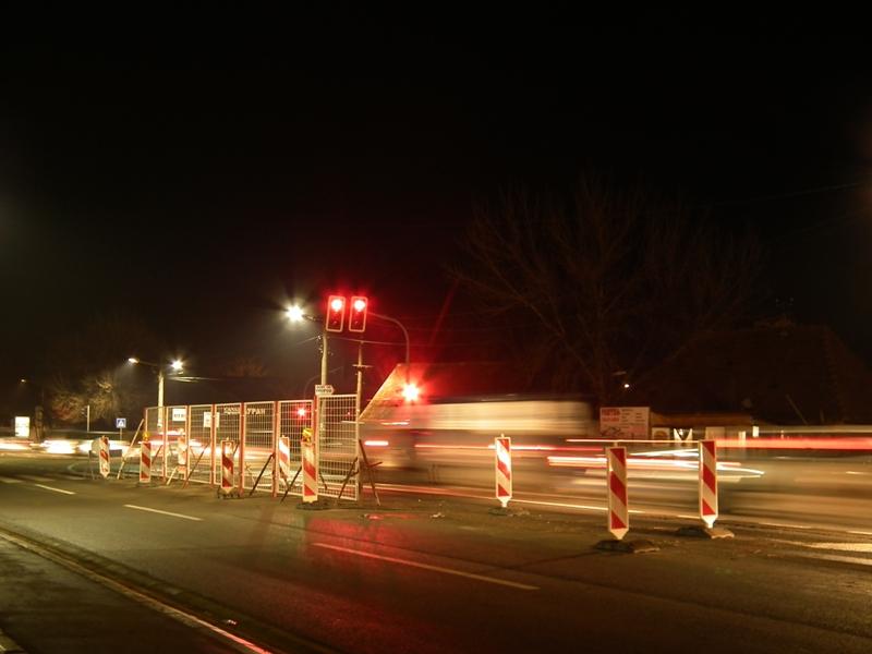 Zastitna ograda - Zrenjaninski put ( Putnik )