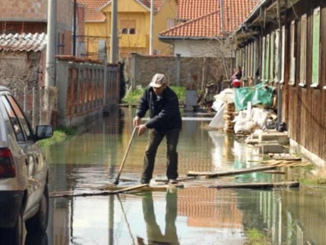 Za Beograd nema opasnosti od novih poplava ali od izlivanja kanalizacije ima