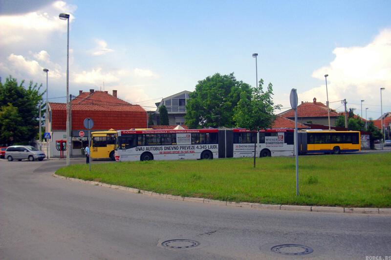 Taksista udario dete na okretnici 95 i 96 u Borči - 07.04.2014