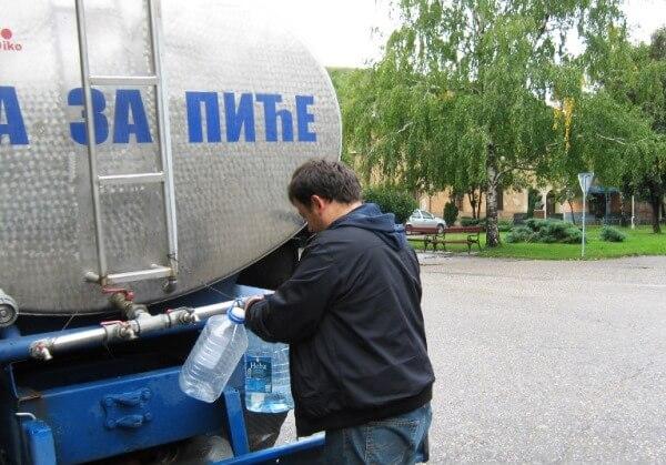 Građani Koteža tek sutra dobijaju vodu - 08.04.2014