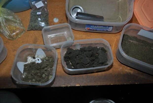 U Borči pronađena laboratorija za marihuanu
