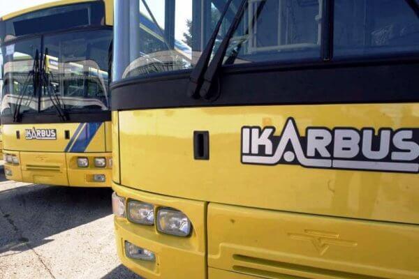 Sumnjiva tehnička ispravnost gradskih autobusa - 03.04.2014.