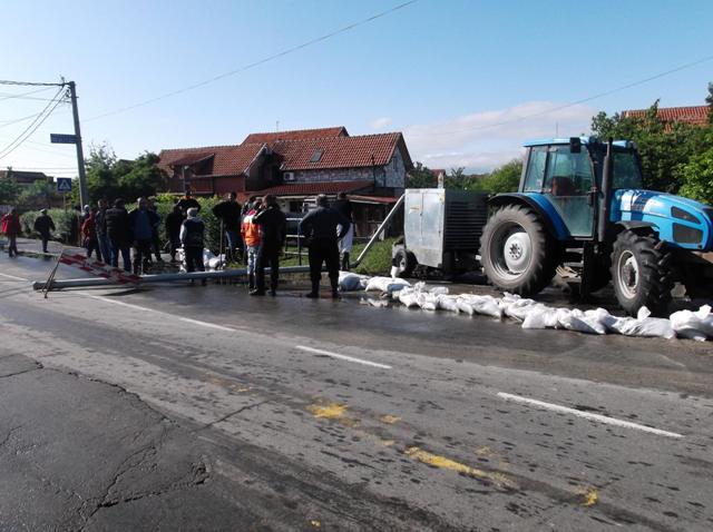 PKB formirao radnu grupu za odbranu od poplava