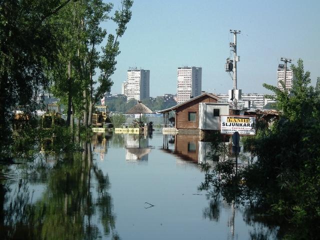 Dunav preti ali u budućnosti