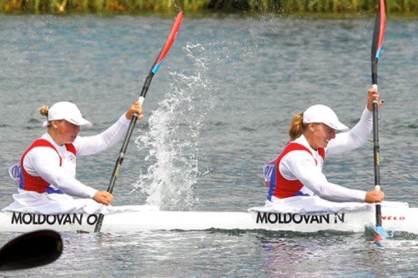 Naše Borčanke, sestre Moldovan osvojile srebrnu medelju - 2014