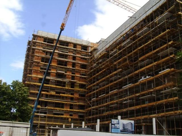 Najavljeno rušenje: Sagrađena zgrada od 2.000 kvadrata na dozvolu od 400