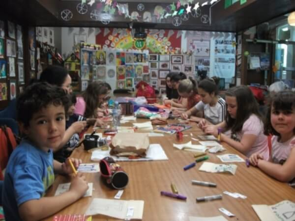 Kreativne i likovne radionice za mališane u Padinskoj Skeli