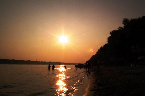 Zabrana kupanja: Voda u Dunavu bakteriološki neispravna - 2014
