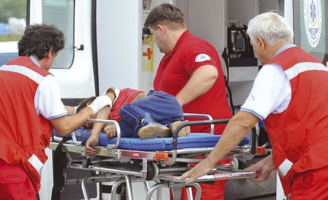 U saobraćajnoj nesreći na Zrenjaninskom putu povređen osmogodišnji dečak!