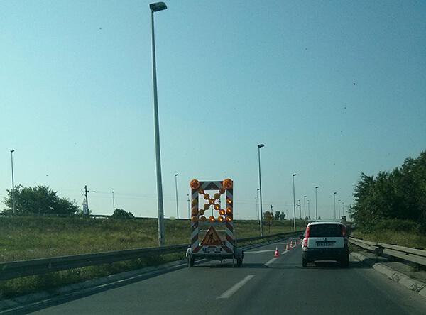Pančevači most gužva