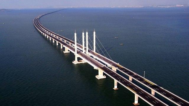most u Kini, most Zemun - Borča