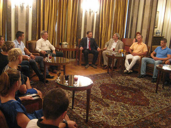 Prijem kajakaša Beograd, izvor: http://www.beograd.rs/