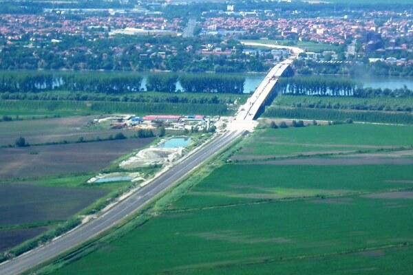 U decembru sigurno otvaranje mosta Zemun - Borča - 2014