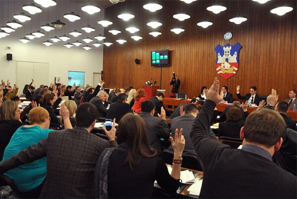 Skupština grada Beograda, LOBI
