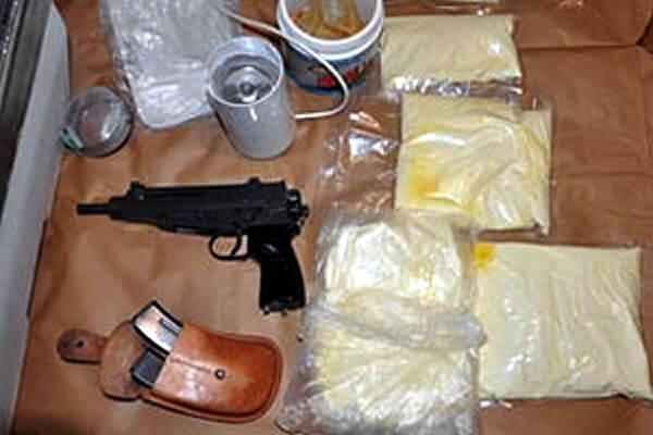 U Krnjači uhapšen diler kokaina i spida - 2014