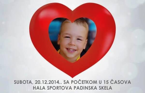 Humanitarni koncert u Padinskoj Skeli: Srcem za Vuka-2014